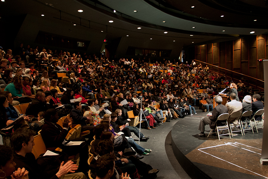Dr. Martin Luther King Day Convocation at Knox College